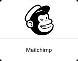 Integration Mailchimp